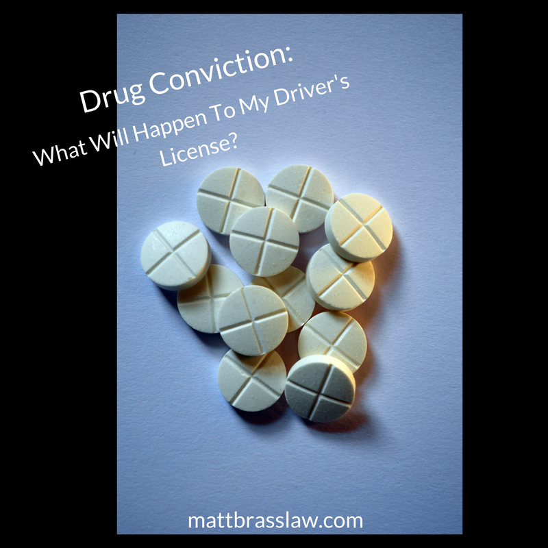 Drug Conviction in Utah: What Will Happen To My License